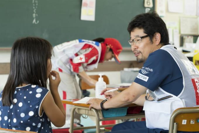 西日本豪雨 被災者支援
