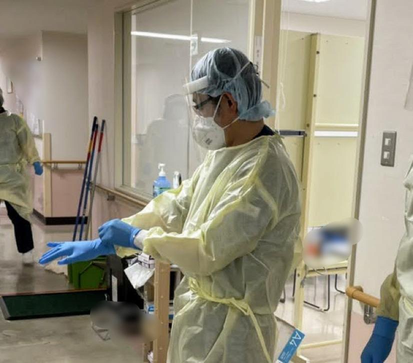 感染拡大を抑えて医療崩壊を起こさないために~クラスター支援の現場から、稲葉医師にきく~