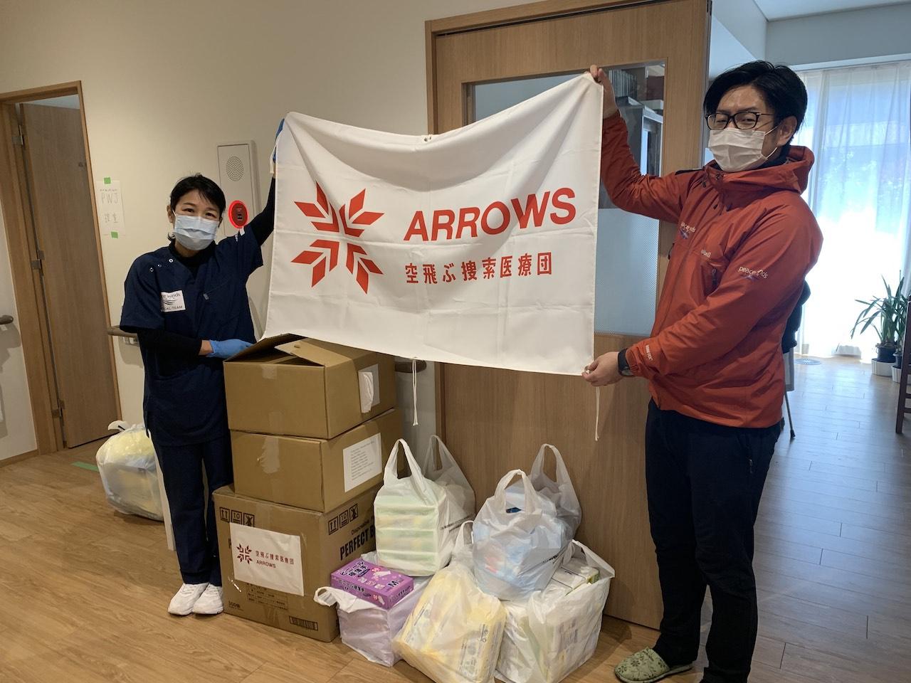 【新型コロナウイルス緊急支援】宮城県仙台市へのチーム派遣レポート
