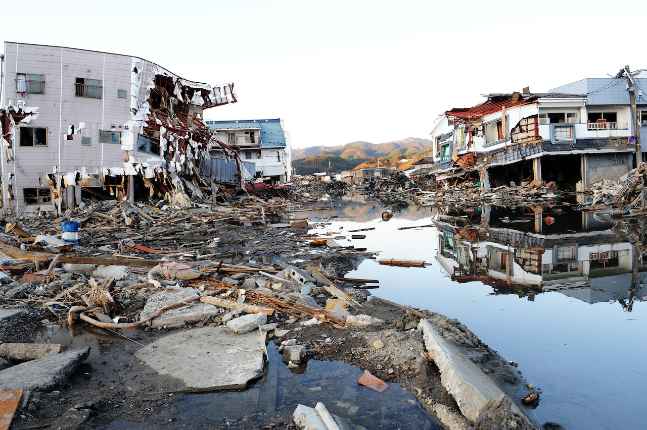 災害大国日本であなた自身や家族を守るために