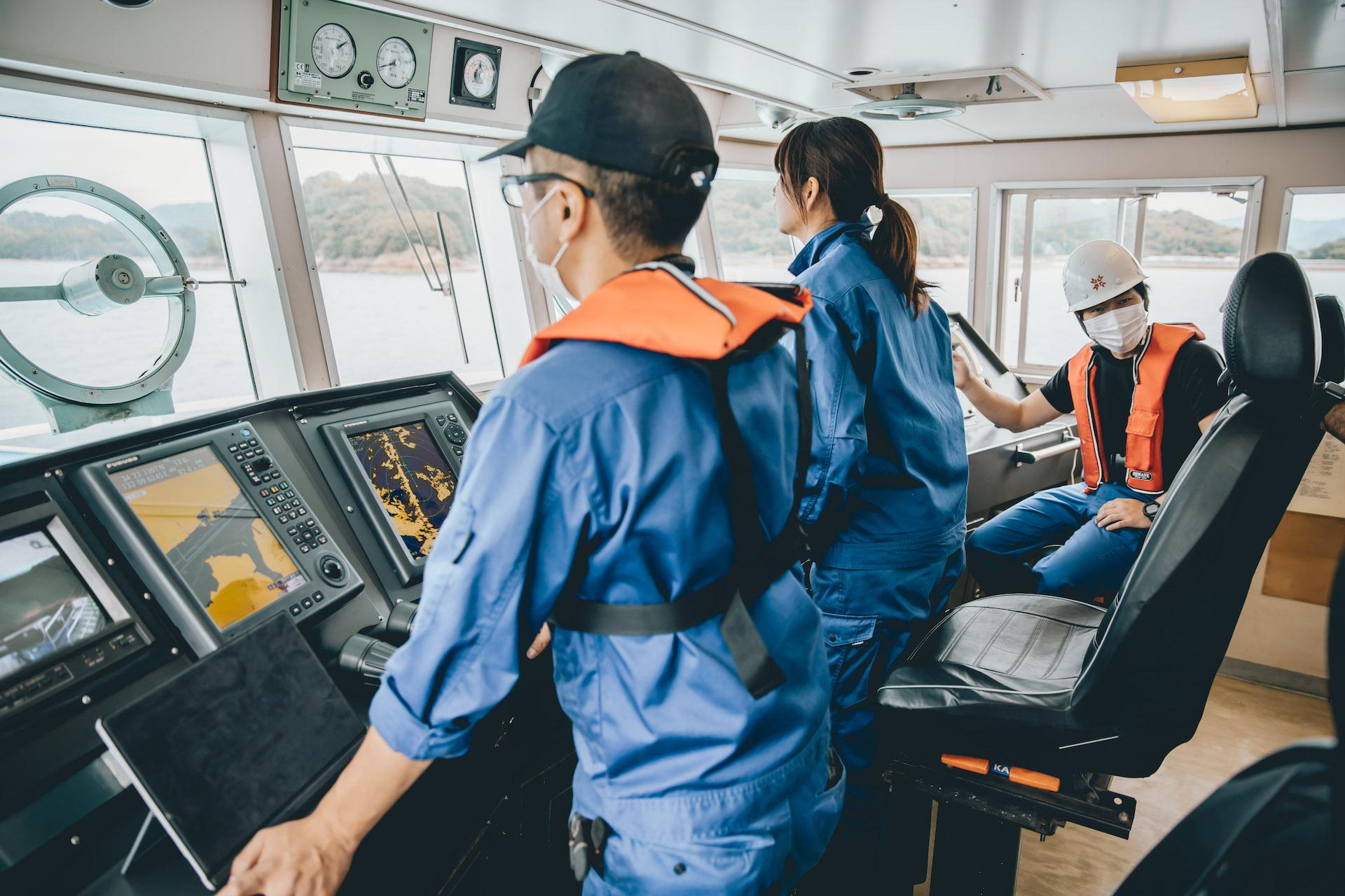 【メディア掲載】災害医療船の取り組みがNHKに取り上げられました