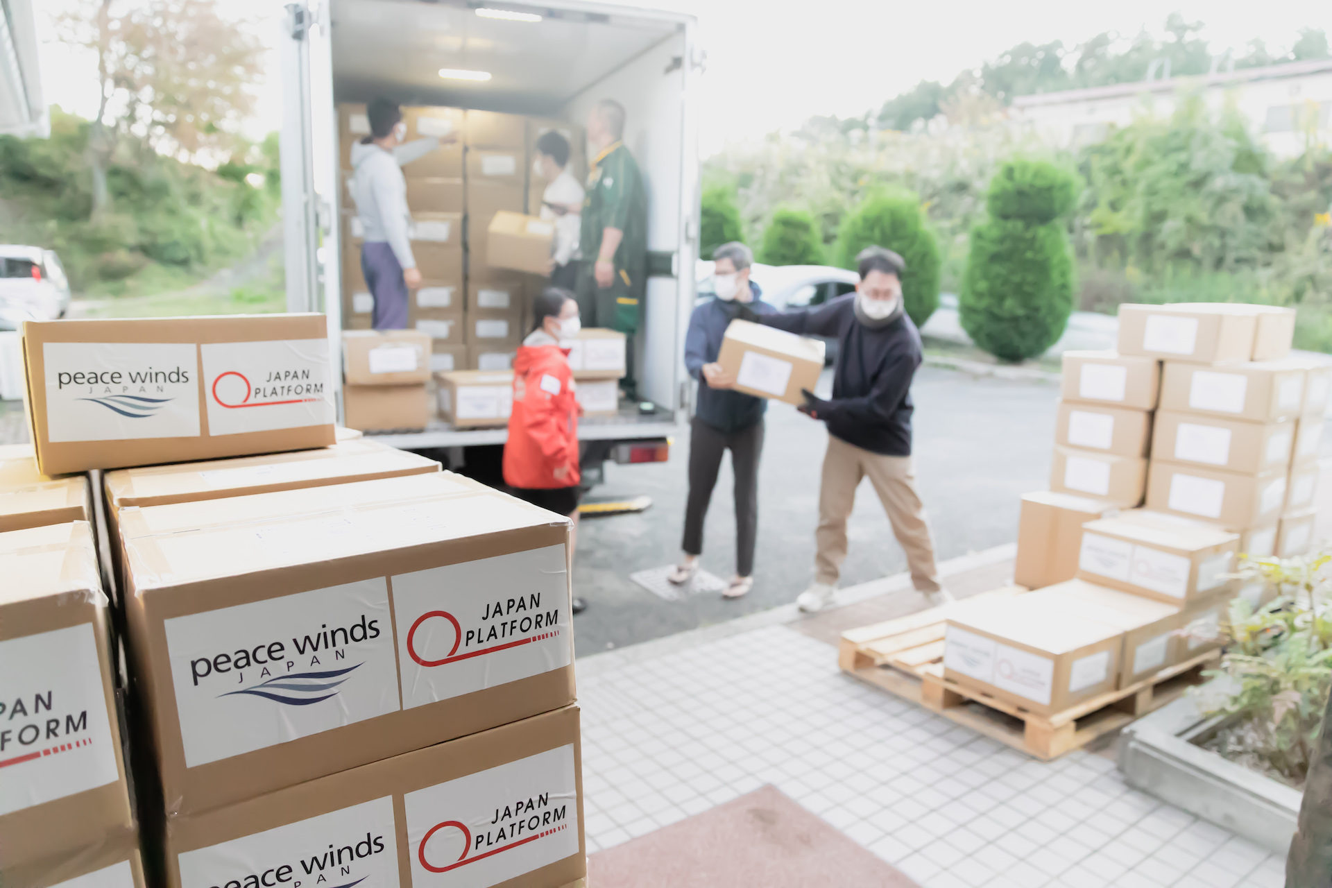 【福祉施設対象】新型コロナ陽性者対応を行う施設に物資を提供します ※要申込※
